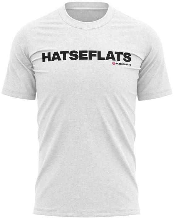 hatseflats heren tshirt wit